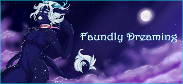 Faundly Dreaming by Onivale