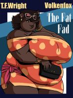 The Fat Fad Ebook Cover by Mytransformations