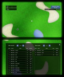 Flash Golf game by Harm-Less
