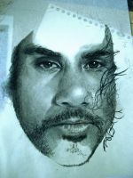 Naveen Andrews WIP 2 by th3blackhalo