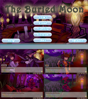 Game: The Buried Moon by storybeam-vns
