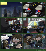 H.A.C.K#1: Robbery in the Bank by JaredSteeleType