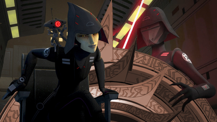 What the Seventh Sister Wants by Electricboa