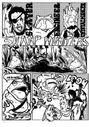 Swamp Hunter page 1 by SippingTea
