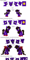 Chocolate Cherry's Reference Sheet ~REVISED!~ by zX-ShadowLugia111-Xz