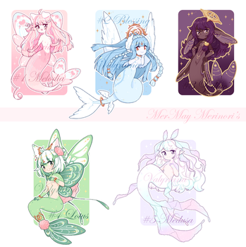 [CLOSED] MerMay Merinoris by Valyriana