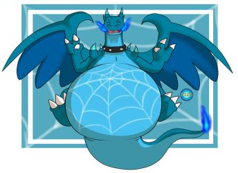 Mike Cobweb belly by B12A