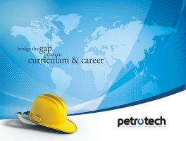 Petrotech brochure front by Firosnv