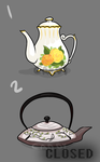 teapot genie adopts! [CLOSED] by Cardenia