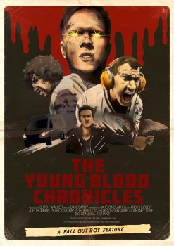 The Young Blood Chronicles Poster by Seraph5