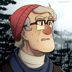 Winter Stan by GarrulousGibberish