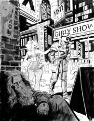 Rorschach Commission by Stephen-Green