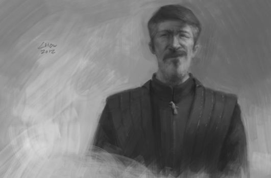 Game of Thrones: Petyr Baelish by Alex-Chow