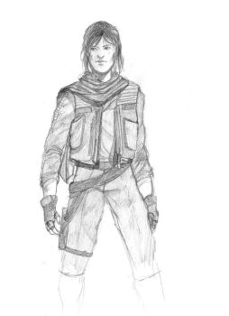 Jyn Erso by crazy-fruit