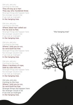 The Hanging Tree by DreamBig20761