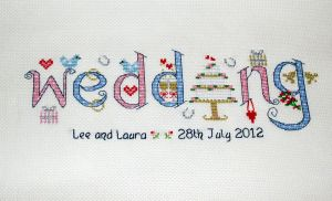 Wedding Sampler 1 by VickitoriaEmbroidery