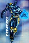 Commish : Def-FOrce by wansworld