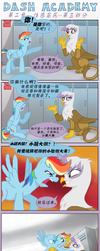 Dash Academy Chapter2 part3 (tChinese) by DoctorBasil