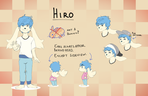 Hiro reference by Heise-kun
