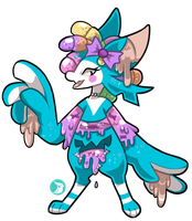 Fornlee #258 - Candy Gore [CTA- OPEN] by birbean