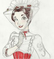 Mary Poppins by everyday-dream