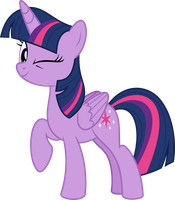 MLP Vector - Twilight Sparkle #12 by jhayarr23