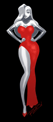 Jessica-Rabbit-14-1-31 by Robaato