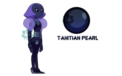 [C] - Tahitian Pearl by FloofHips