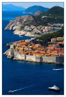 Dubrovnik At Day by miki3d