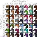 49 WoF Adopts Challenge! by i-draw-dragon-things