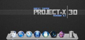 Project-X Theme by aculas
