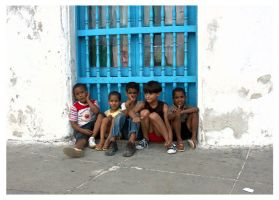 Children of Cuba by demisone