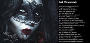Dark Masquerade by demonrobber