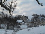 Just Winter in Melsted by ChepcherJones