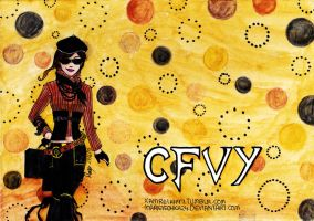CFVY - Coco Adel by MarieyeohKH24