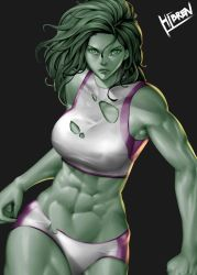 Shehulk by Hibren