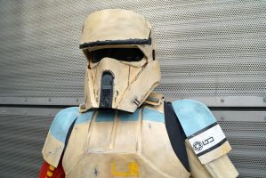 Imperial Shore Trooper (Scarif Trooper) (2) by masimage