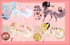 :Desert Mutts Auction, Money or points!-CLOSED-: by Cherry-Butt