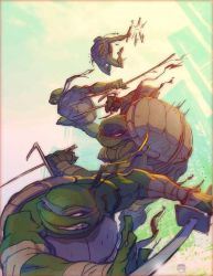 Heroes in a Half Shell by CoranKizerStone