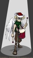 little drummer boy by andrael