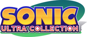 Sonic Ultra Collection Logo by SpeendlexMK2