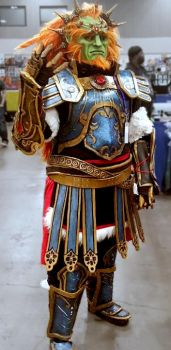 Ganondorf v2 photo by Pixel Art Paintings by jaredjlee