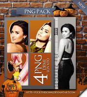 Demi Lovato Png Pack by Fuckthesch00l