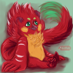  Taum Challenge 4 - Painted style by Korhann