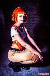 The Fifth Element - Leeloo by Ravenic