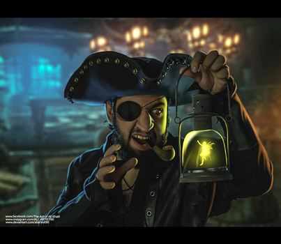 captain Hook by aliartisit90