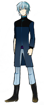 Character: Arata Ikeda VN by wirelesskid