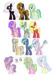 Mlp Breed by MichelleKyura