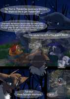 Warriors - Into the Fandom Page 3 by JB-Pawstep