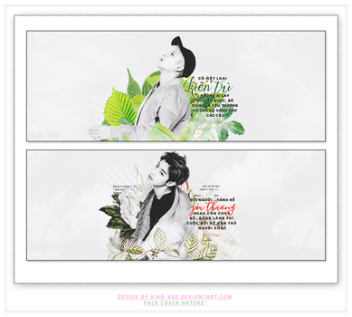 160817 // FREE PSD MARKSON 'NATURE' by Xiao-Xue